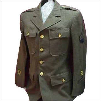 Army & Military Uniform Fabric