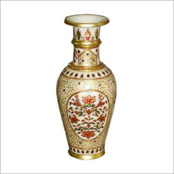 Marble Handicraft Vases