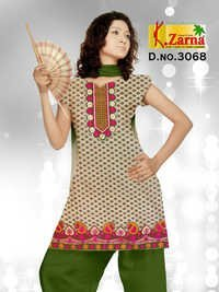 Unstitched Formal Salwar Suits