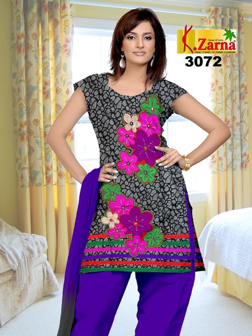 New Design Printed Salwar Suits