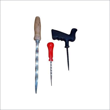 Tyre Repairing Spiral Tools