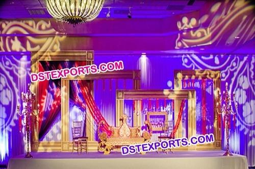 Wedding Stage Foto Frame Backdrop Screens