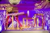 Wedding Stage Foto Frame Backdrop Screens