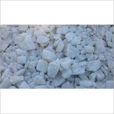 Snow White Quartz Granules
