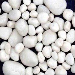 White Quartz Pebbles