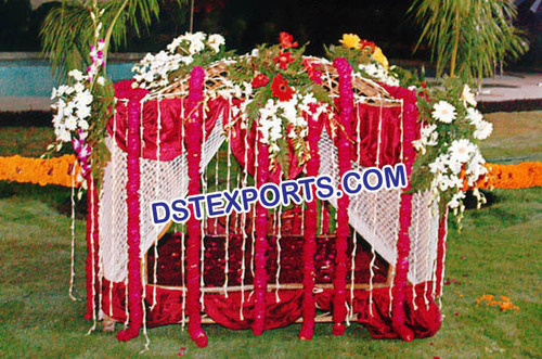 Indian Traditional Dulhan Doli