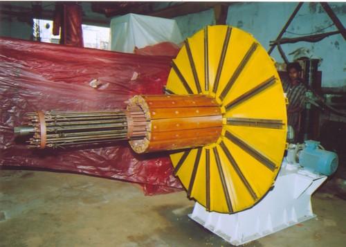 Adjustable Winding Former