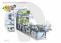 Automatic Multitrack Packaging Machine