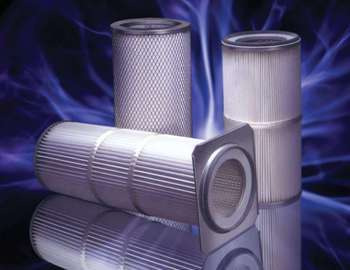 Pulse Jet Cartridge Filters