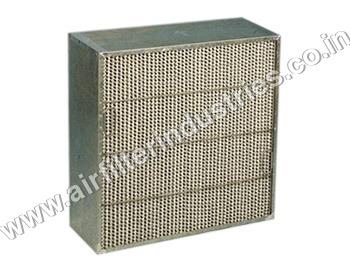 High Temp Metal Filter