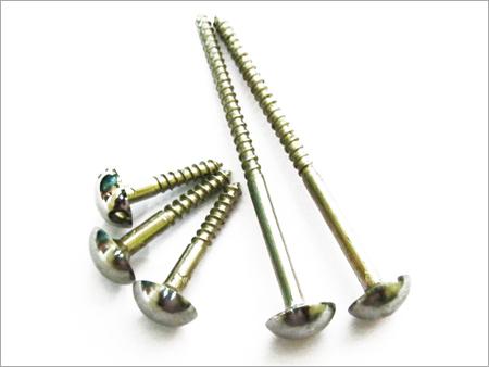 Brass Mirror Screws
