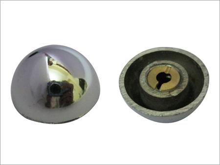 Brass Round Mirror Cap