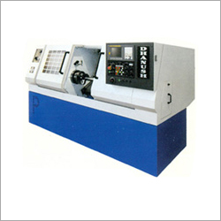 Dhanush CNC Lathe Machine