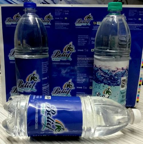 Flavored Mineral Water