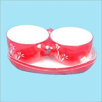 Microwavable Cup Saucer