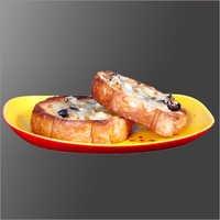 Microwaveable Snack Plates