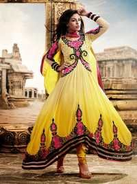 Beautiful Colour Outfit Dress