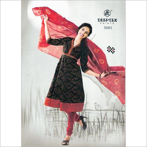 Bandhni Dress Materials