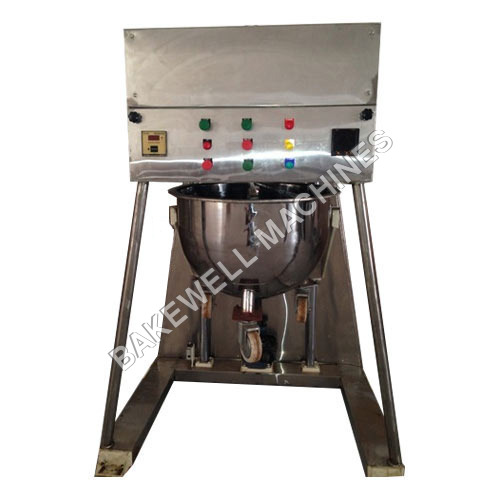high speed bakery mixer