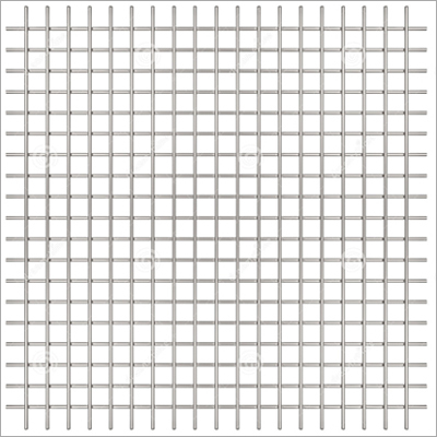 Welded Wire Mesh Isolated