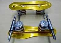 Quad Speed Skates Plates