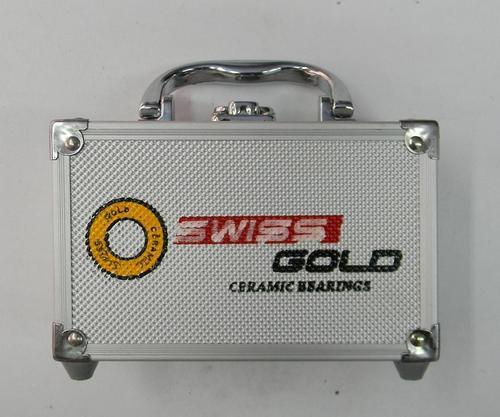 Swiss Gold Ceramic Bearings
