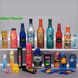 Water Bottle Shrink Labels