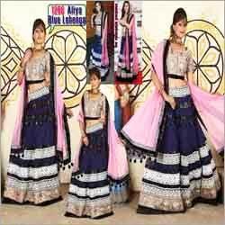 Gown Style Salwar Kameez