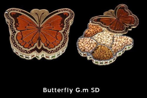 BUTTERFLY DRYFRUIT BOX