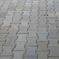 Cement & Concrete Paver Block