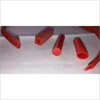 EXTRUDED RUBBER TUBING