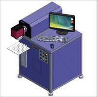 Industrial 2D Laser Marking Machine