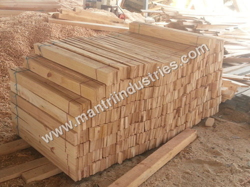 Pine Wood Planks Logs