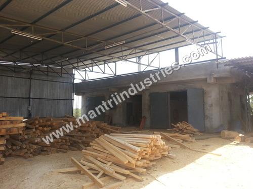 Wood Processing Plant