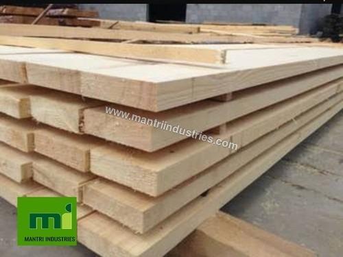Seasoned Pine Timber