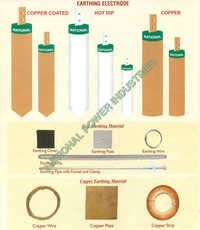 Earthing Electrode / Materials
