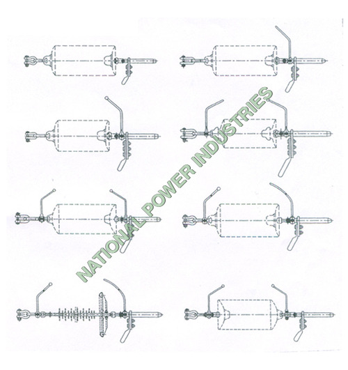 Suspention Clamp for Conductor