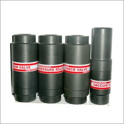 Chlorinator Gas Safety Valves