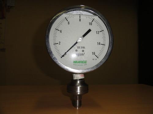 Chlorinator Pressure Gauge