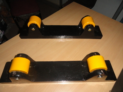 Chlorine Tonner Roller Supports