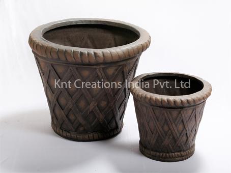 PL011 Basket Planter