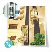 Modular Capsule Elevators