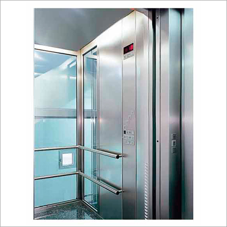 SS Glass Cabins Lifts