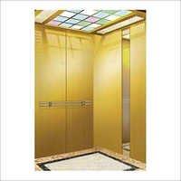 Mirror Interior Elevators Cabins