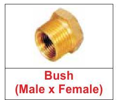 BUSH (Male X Female)