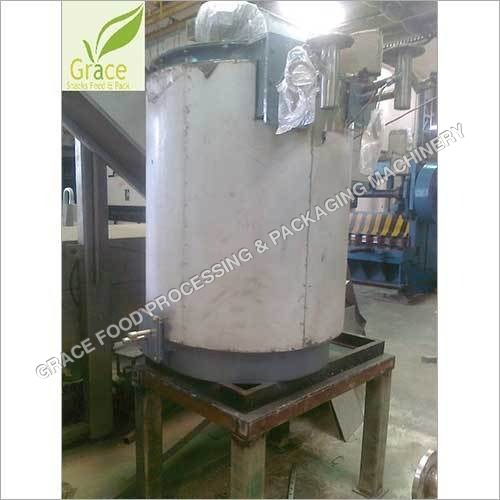 Heat Exchanger for Frying System