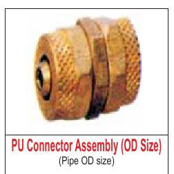 PU CONNECTOR ASSEMBLY (OD Size)