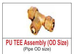 PU TE ASSEMBLY