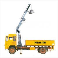 Foldable Truck Mounted Crane