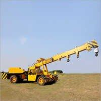 Articulated Crane